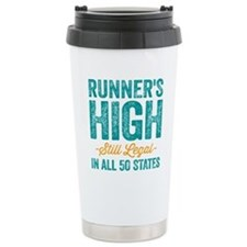 Runner's High. Still Le Travel Mug
