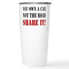Unique Motorcycle sayings Travel Mug