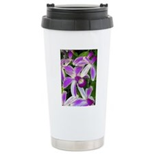 Hawaiian Orchids Travel Mug