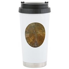 Golden mineral Travel Mug