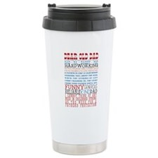 Unique Dad's day Travel Mug