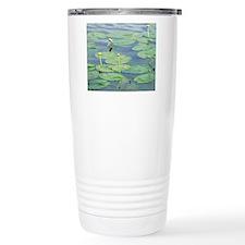 Lilly Pads Travel Mug