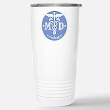 Caduceus MD (rd) Travel Mug
