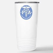Caduceus PA (rd) Stainless Steel Travel Mug