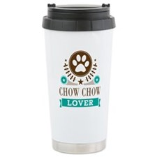 Chow Chow Dog Lover Travel Mug