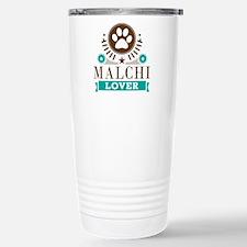 Malchi Dog Lover Travel Mug