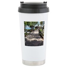Sea Port Village Spring Travel Mug