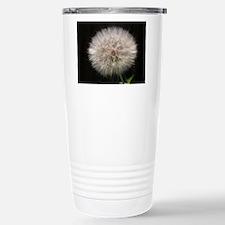 Wishing Flower Stainless Steel Travel Mug