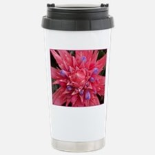 Bromeliad Blossom Stainless Steel Travel Mug