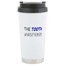 Cute Dental hygienist Travel Mug