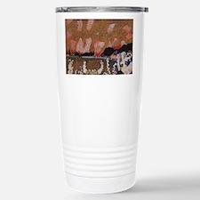 Malevich - Town Travel Mug