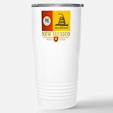 New Mexico Gadsden Flag Travel Mug