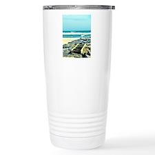 Unique Long beach island Travel Mug
