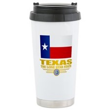 Texas (flag 15) Travel Mug