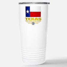 Texas (flag 15) Travel Mug