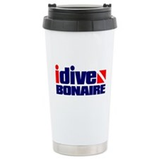 idive (Bonaire) Travel Coffee Mug