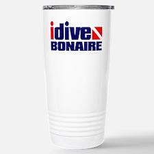 idive (Bonaire) Travel Mug