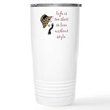 Funny Fashion Travel Mug