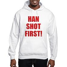 Han Shot First! Hoodie