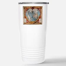 """Heart Map"" Travel Mug"