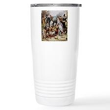The First Thanksgiving Travel Mug