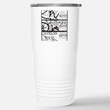 RightOn Egypt Travel Mug
