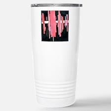 Suprematist Arkhitekton Travel Mug