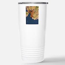 Subtle Frog Travel Mug