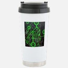 Cute La tech Travel Mug