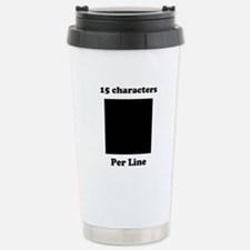 customdesign Stainless Steel Travel Mug