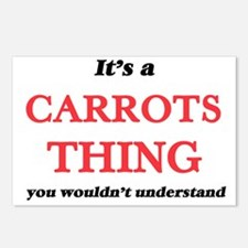 It's a Carrots thing, Postcards (Package of 8)