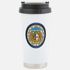 Missouri Seal Travel Mug