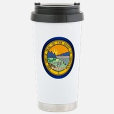 Montana Seal Stainless Steel Travel Mug