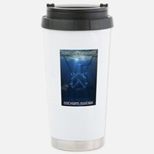 Anchors Aweigh Stainless Steel Travel Mug