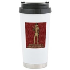 Cute Minotaur Travel Mug