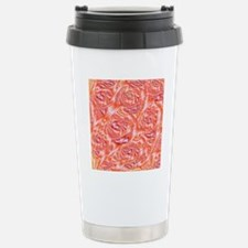 orange rose Stainless Steel Travel Mug