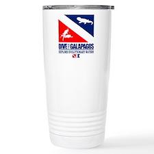 Dive The Galapagos Travel Mug