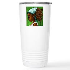 Jamaican girl Travel Mug