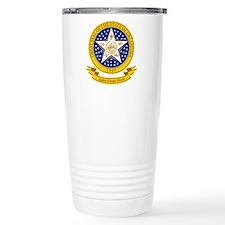 Oklahoma Seal Travel Mug