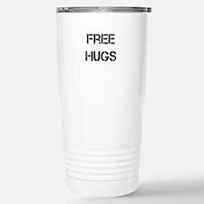 Free Hugs Travel Mug
