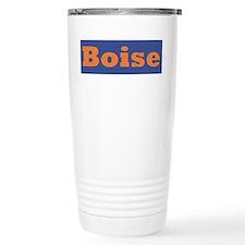 Unique Bronco Travel Mug