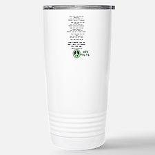 Unique New paltz Travel Mug