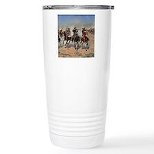 Vintage Cowboys by Remi Travel Mug