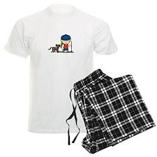 Hiker Dog Pajamas