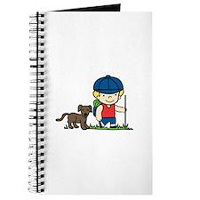 Hiker Dog Journal