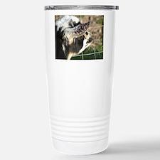 Unique Caprine Travel Mug