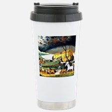 Noah's Ark Stainless Steel Travel Mug