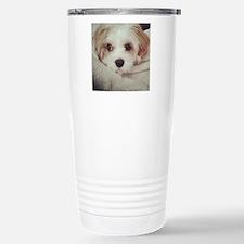 Barney the Cavachon Stainless Steel Travel Mug