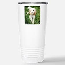 Barney the Cavachon on  Travel Mug