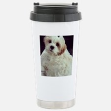 Barney the Cavachon rel Travel Mug